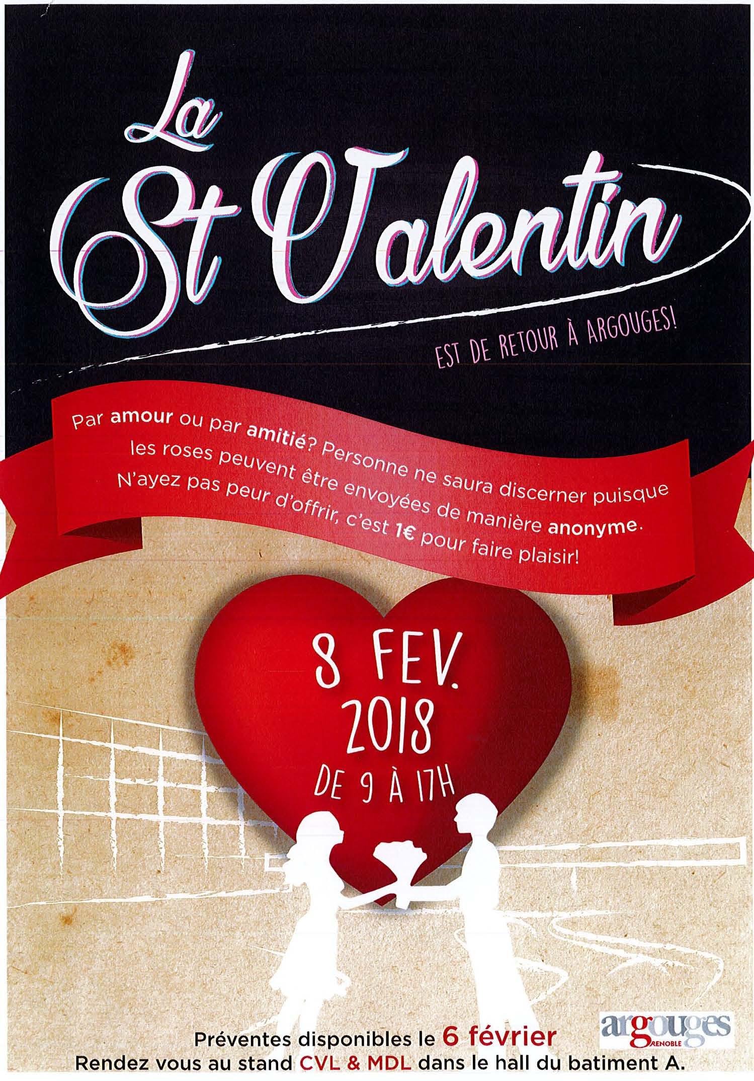 Combien De Rose Pour La St Valentin la saint valentin est de retour a argouges - cvl mdl