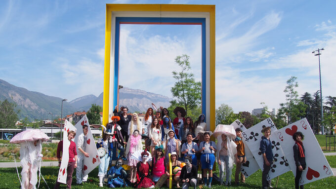 "Carnaval des ""zarzas"""